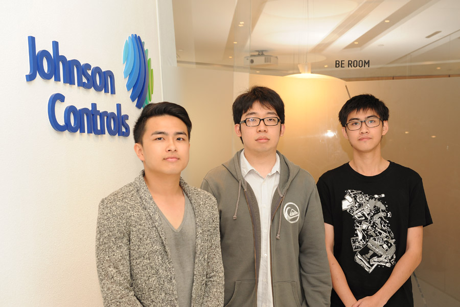 分享 - IVE partnership with Johnson Controls (2013 年 4 月)