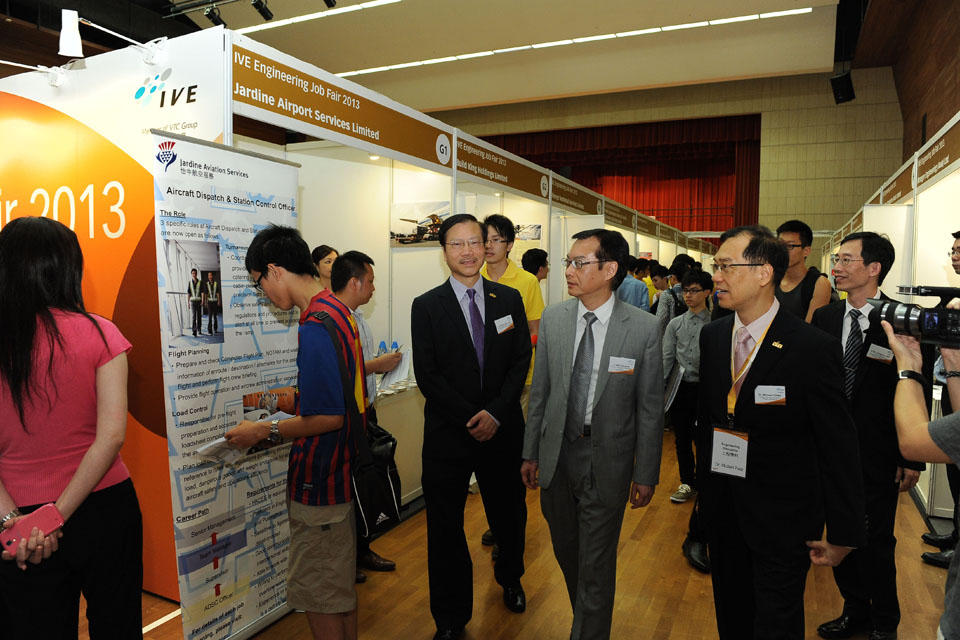 Engineering Job Fair 2013
