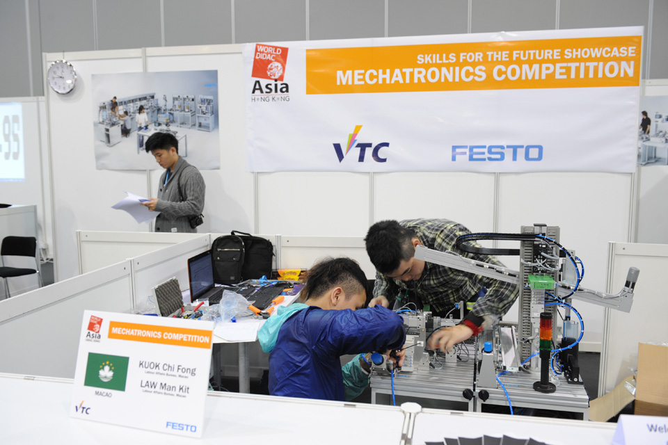IVE Engineering reaches out to international audience at Worlddidac Asia 2015