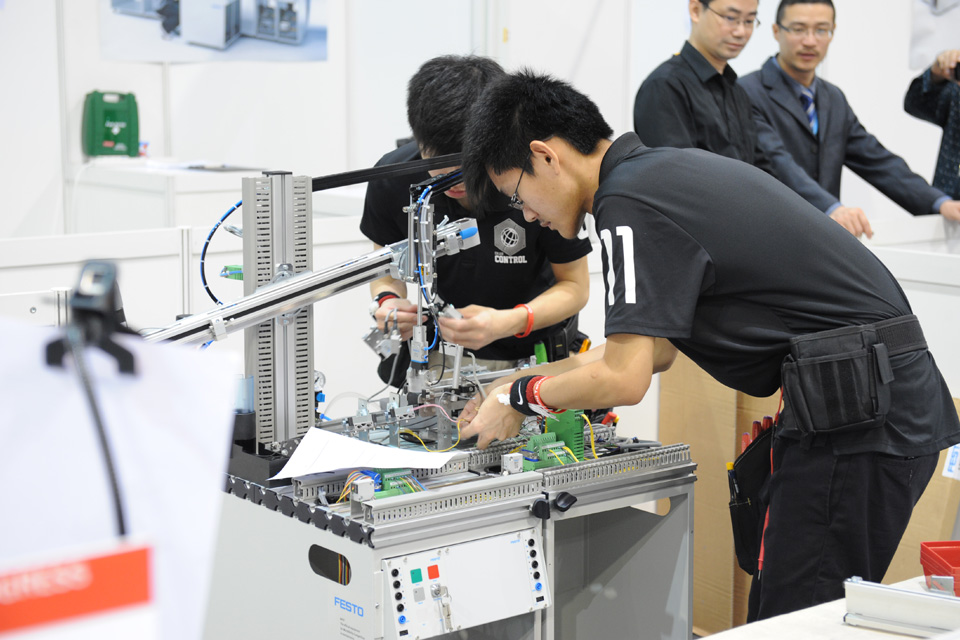 """Worlddidac Asia 2015 came to a perfect close this year. It connected IVE Engineering with partners across the globe and provided a platform to promote vocational education."""