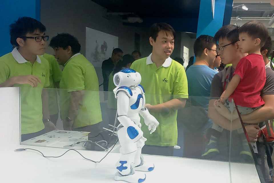 InnoCarnival 2015 – Showcasing technology to improve human life
