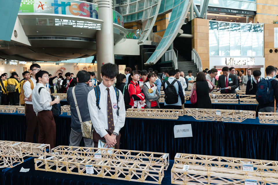 13th Infrastructure Building Competition for Secondary Schools: a cradle for tomorrow's engineers