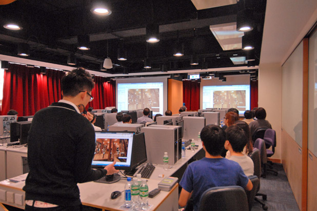 BIM Education shines in IVE