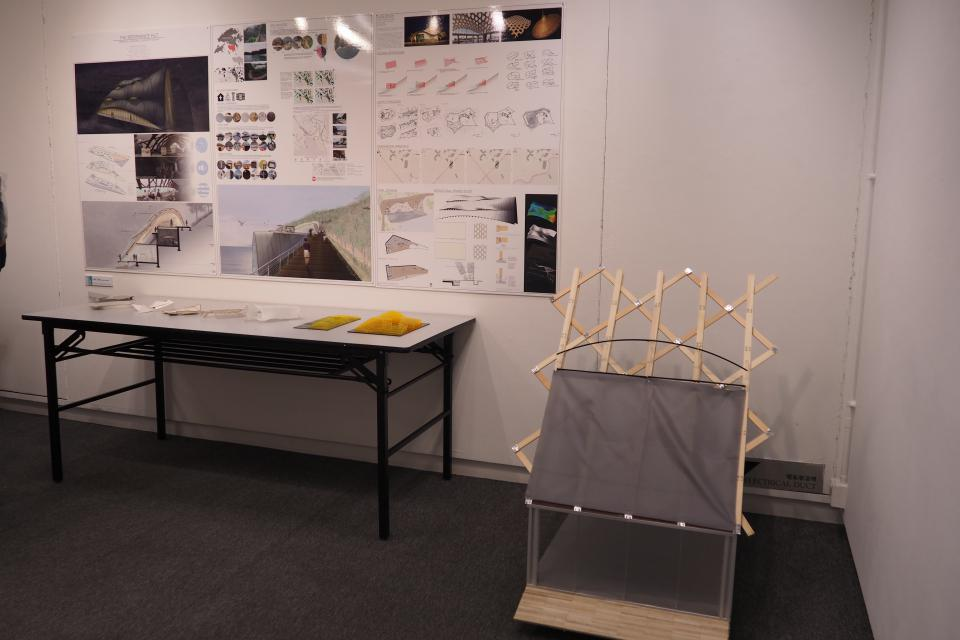 <p>The Student Project Exhibition 2016 was staged at the Hong Kong Visual Arts Centre from 11 – 14 August. In addition to the final year design projects of Higher Diploma students in Architectural Studies, projects designed by students of top-up programmes co-organised by University of Central Lancashire and VTC, BSc(Hons) Architectural Studies, were also presented at the showcase this year. Altogether, over 43 student projects—including a museum, an exhibition centre, a themed hotel and a fish market were exhibited to the public, demonstrating the creativity and excellence of the students. It was a great honour to have Mr Ivan Fu, JP, Director, LWK & Partners Architects and Mr. Kyran Sze, Chairman, KYSS Properties, as the Guests of Honour, making the event an even greater draw for the general public.</p>