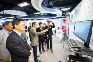 VTC BIMiHub unveiled to promote development of innovative technologies and help grasp the latest industry know how