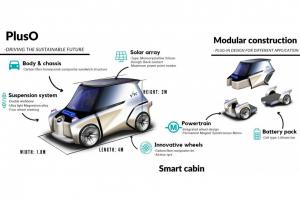 "Electrical Engineering Student Shines in ""Design the Future"" Automotive Design Competition"