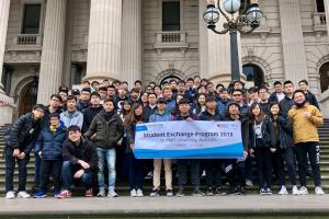 Outbound Exchange Programmes – Eye opener for IVE Engineering Students