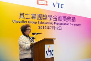 VTC engineering students commended for excellence Over HK$1 million scholarships nurture future talent for the trade