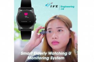 The Smart Elderly Watching U Monitoring System