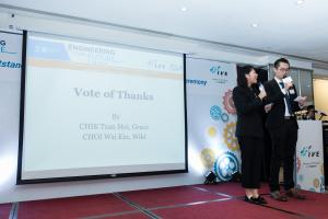 Outstanding Industrial Attachment Award Presentation Ceremony cum Industry Sponsors' Appreciation Dinner 2018