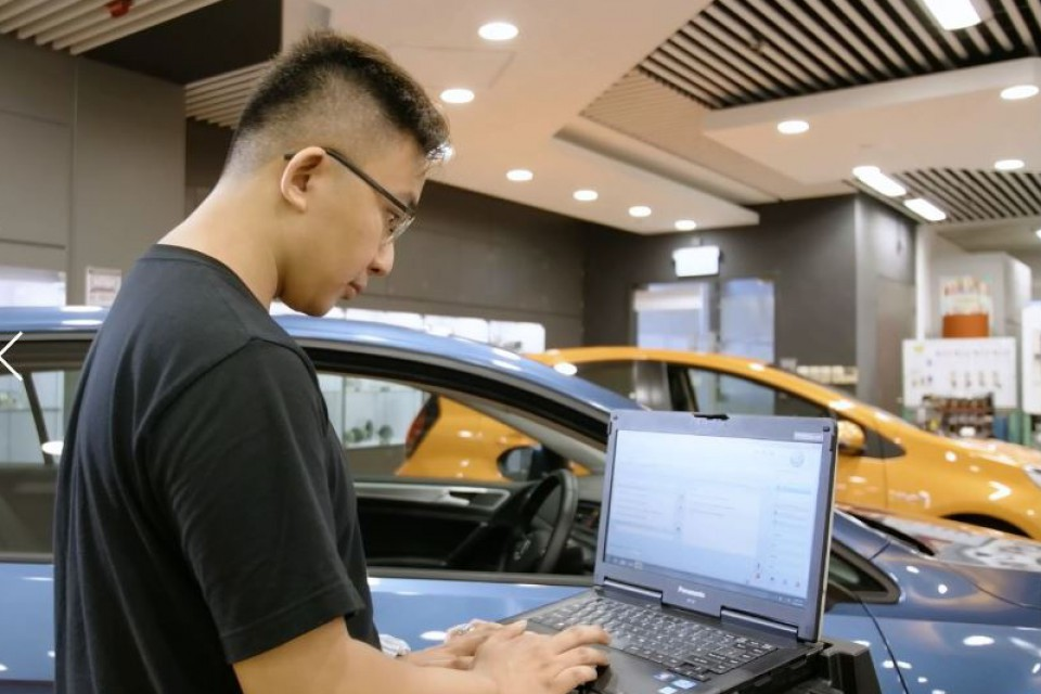 Higher Diploma in Automotive Engineering Programme Video