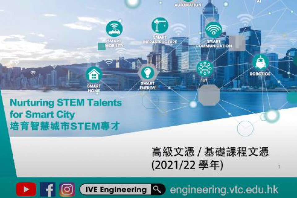 IVE Engineering Programme Briefing Video