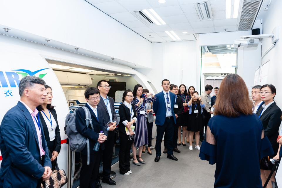 活動回顧 - Sichuan Delegation to Hong Kong (2019 年 5 月)