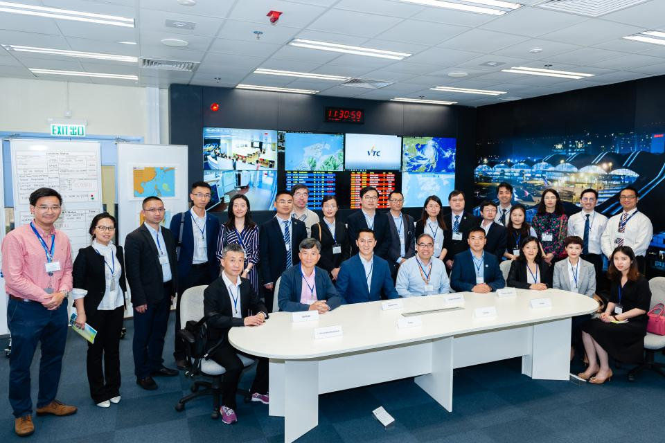 Past Highlights - Sichuan Delegation to Hong Kong (May 2019)