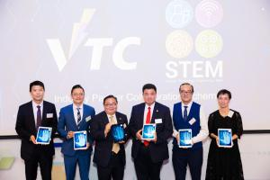 VTC STEM Education Centre launches School Partnership Scheme, nurturing STEM talent in collaboration with schools and industry