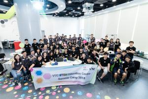 STEM Summer Camp 2018 & Youth Chat with STEM Professionals