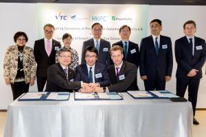 HKPC Academy, VTC and Fraunofer IPT to launch the first Professional Diploma in Industry 4.0