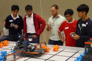 Vex IQ Challenge—unleashing young people's potential