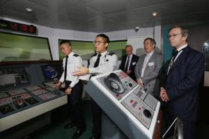 IVE Engineering launches new professional programmes for Maritime Industry under Engineering Training Subsidy Scheme