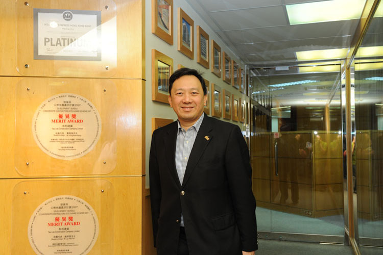 Ir Conrad Wong Tin-cheung: Pioneer in green building