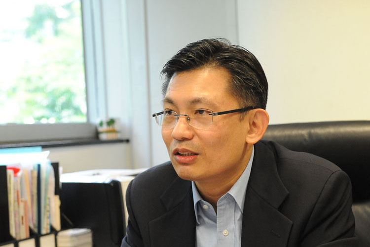 Dr. Anthony Ma: Engineer sets out to cure environmental ills
