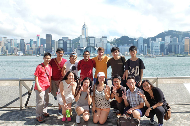 Exchange Activities A well-spent summer for IVE participants of MIT exchange programme (Aug 2014)