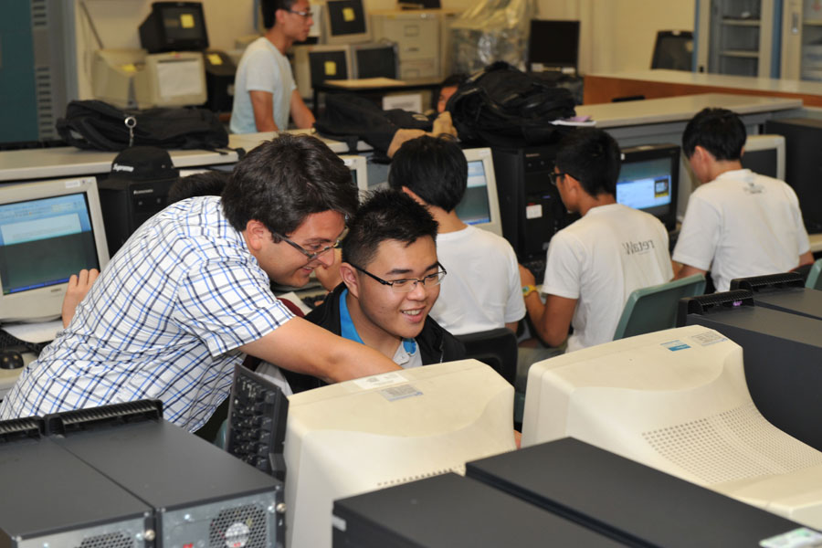 MIT summer workshop at IVE