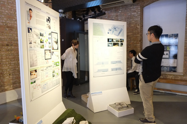 A showcase of architecture talents - Student Project Exhibition 2014