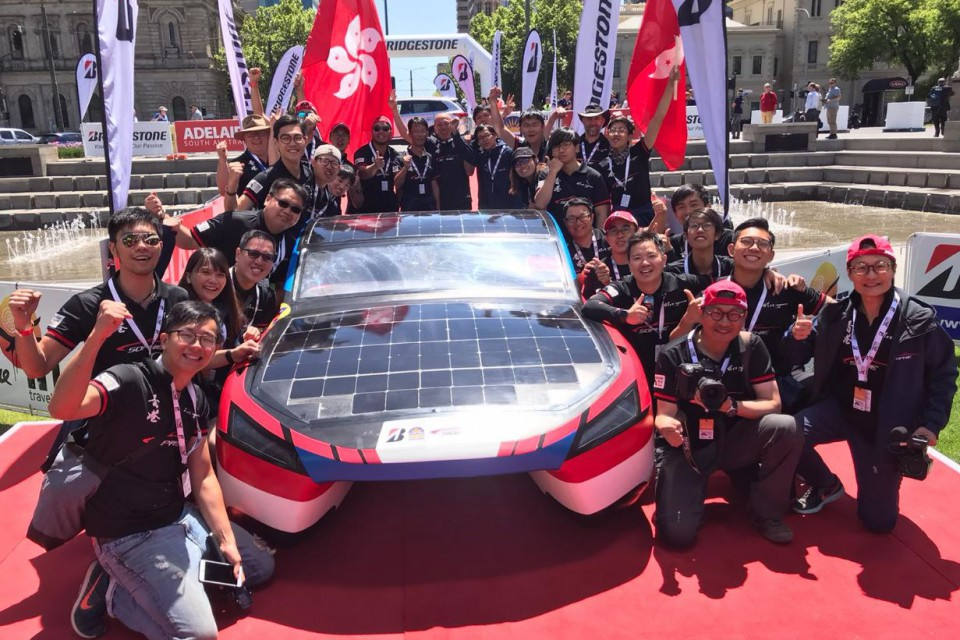 Student Achievement World Solar Challenge (WSC) 2019 (Oct 2019)
