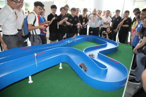 New Energy New Generation Carnival and Secondary School Solar Car Design Competition promotes innovation and green technologies