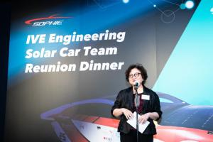 IVE Engineering Solar Car Team Reunion Dinner