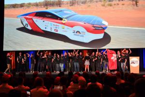 World Solar Challenge (WSC) 2019