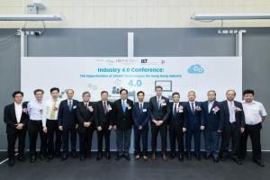 Industry 4.0 Conference—opportunities of SMART technologies for Hong Kong industry