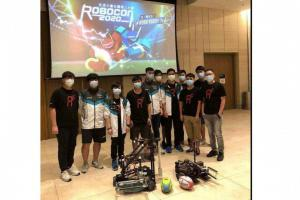 IVE Engineering Students Shined in Robocon 2020 Hong Kong Contest