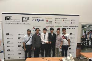 Computer Engineering Students won Champion in the YPEC 2019
