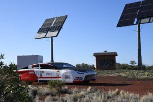 International recognition for IVE Solar Car at World Solar Challenge  3000 km adventures showcase how far SOPHIE has come