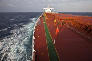 Championing new routes in the maritime industry