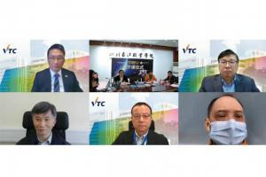 Common Modules Collaboration between IVE Engineering and Sichuan Institutions Commences