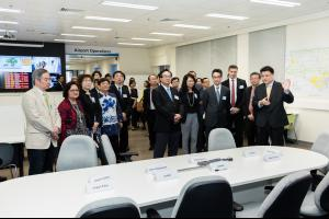 VTC partners with Airport Authority Hong Kong and MTR Academy to train up local manpower in public transport engineering industries