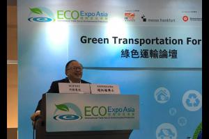 IVE Engineering shares solar car technology at Eco Expo Asia 2016