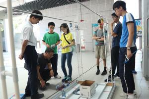 Hong Kong Robotic Olympics Competition