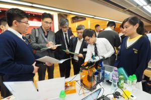 The Hong Kong Secondary Innovation and Technology Competition 2018