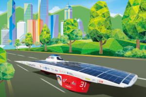 "Special Exhibition  ""SOPHIE - IVE's Solar Cars Driving the Future"" @Hong Kong Science Museum"